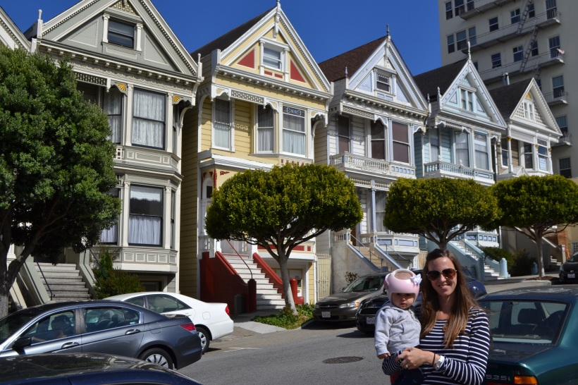 Charlotte & I want to be Painted Ladies!