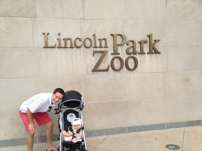 Lincoln Park Zoo...check.
