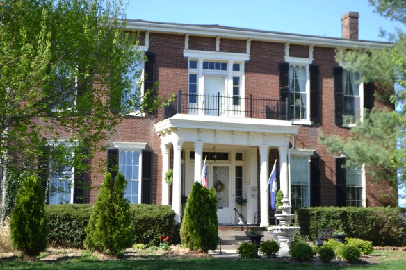 Our beautiful Bed & Breakfast, Maple Hill Manor.
