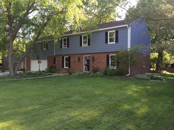 AFTER: Exterior of home.