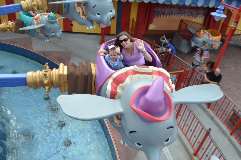 Classic Disney moment!